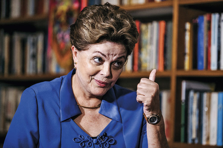 TCHAU, QUERIDA -Dilma Rousseff: esquecida (propositalmente) até por Lula -