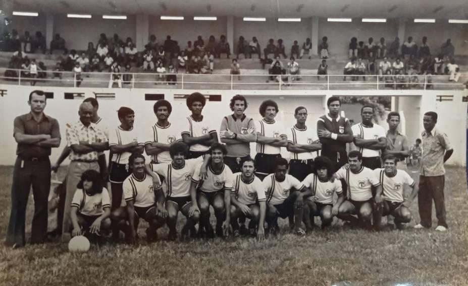 Em aventura como técnico de uma equipe do Rio de Janeiro -