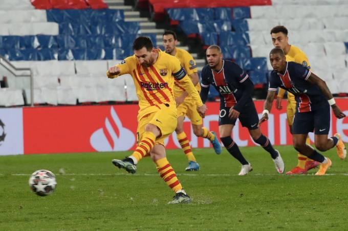 Paris Saint-Germain v FC Barcelona  – UEFA Champions League Round Of 16 Leg Two