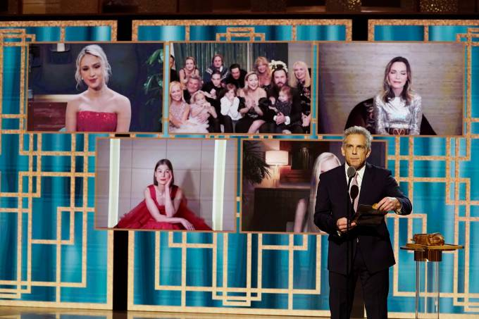 "NBC's ""78th Annual Golden Globe Awards"" – Show"