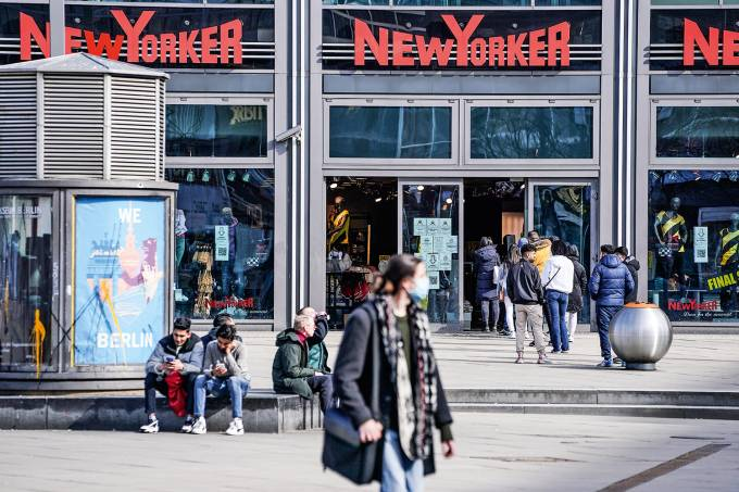 Stores Reopen Under Strict Conditions As Lockdown Measures Ease