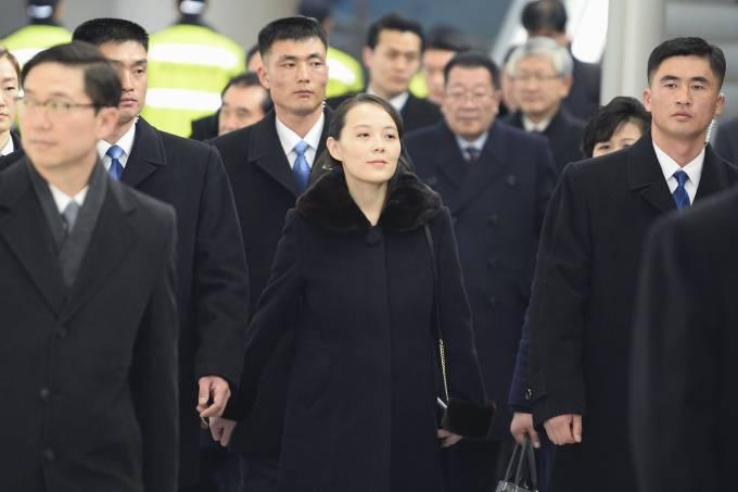 N. Korean leader's sister Kim Yo Jong