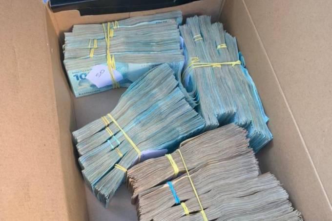 dinheiro vivo falso negativoo