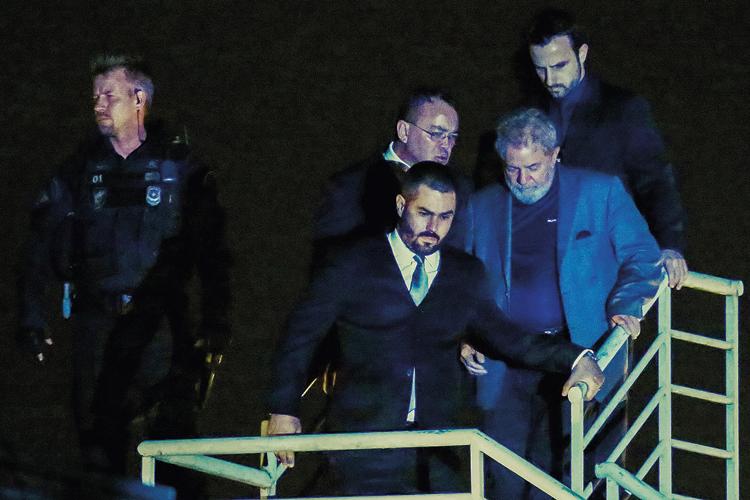 VIROU FICÇÃO -Lula: preso em 2018 por crimes que agora não existem mais -