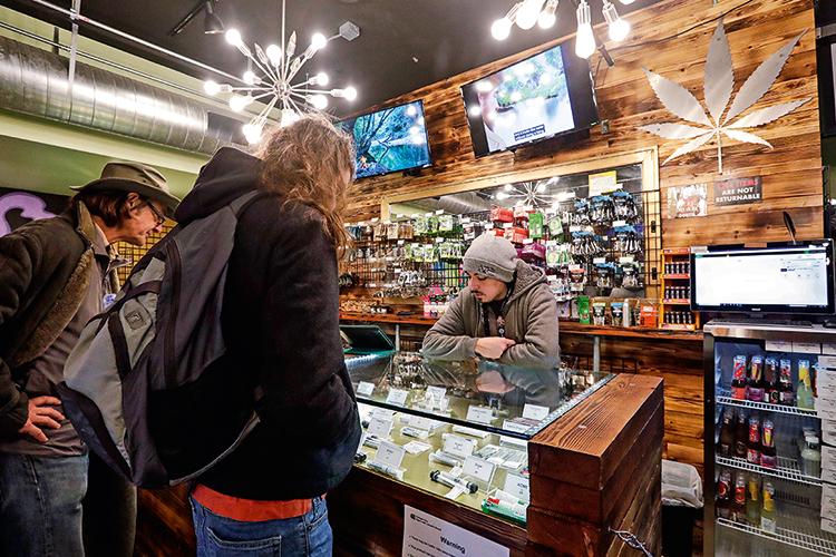EXPANSÃO -Loja de produtos de cannabis em Seattle: vendas na pandemia -