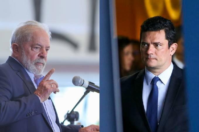 Moro x Lula