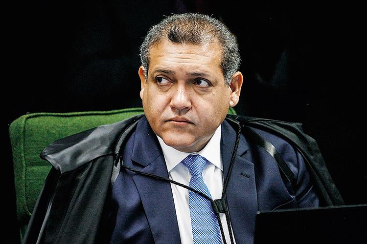 Ministro Kassio Nunes Marques -