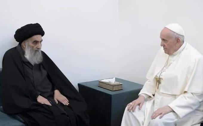 Papa e aiatolá