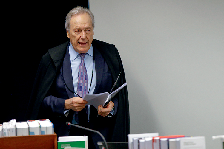 PROCESSO -Lewandowski: suspeição, irregularidades e ilicitudes do ex-juiz -