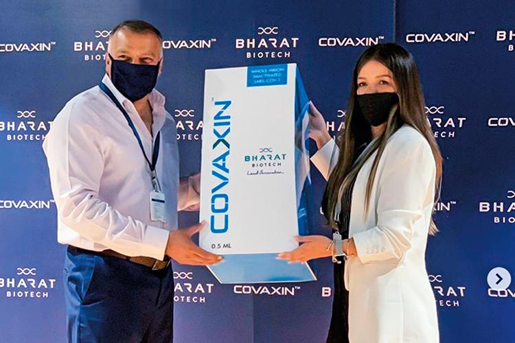 ENROLADOS -Empresa que vai distribuir a Covaxin: histórico de fraudes em órgãos do governo -