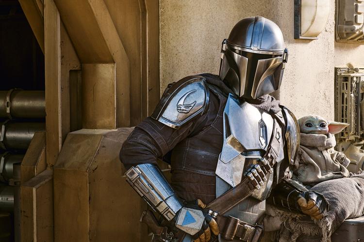 A INVASORA -A série The Mandalorian: a Disney pode desbancar a Netflix em 2024 -