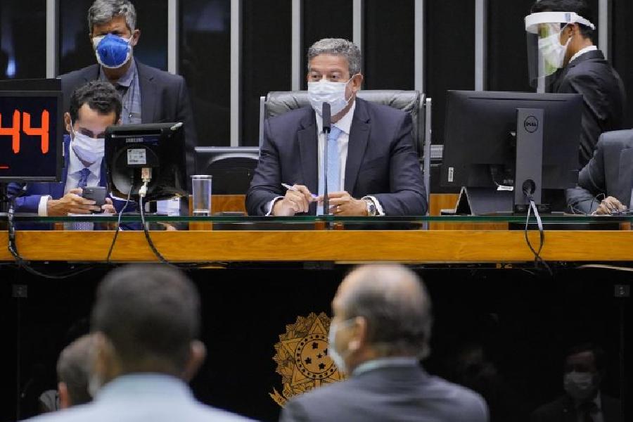 O clima entre Paulo Guedes e Arthur Lira já foi melhor
