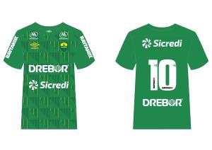 Camisa do Esporte Clube Cuiabá –