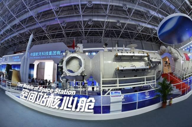 Módulo Tianhe