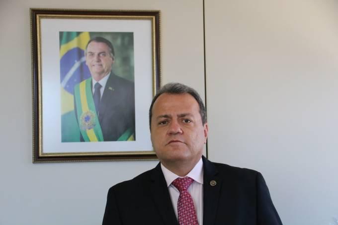 O presidente da Funasa, Giovanne Gomes da Silva