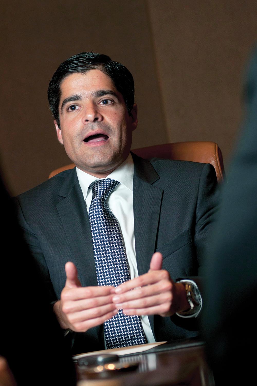 DIÁLOGO- ACM Neto, presidente do DEM: canal aberto com o pedetista -