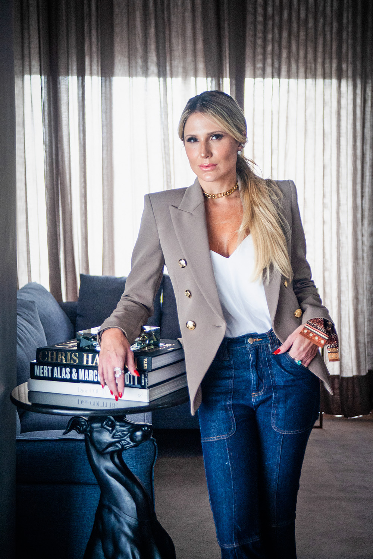 Bárbara Dalpont, 36, empresária -
