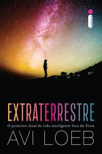 Capa do livro Extraterrestre