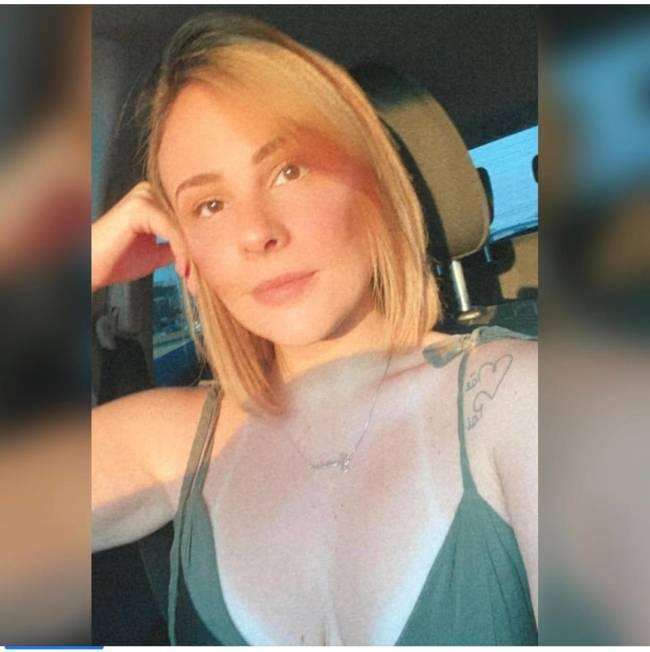 Débora Mello Saraiva, amante e ex-namorada de Dr. Jairinho: ela e o filho também foram vítimas de violências praticadas pelo vereador