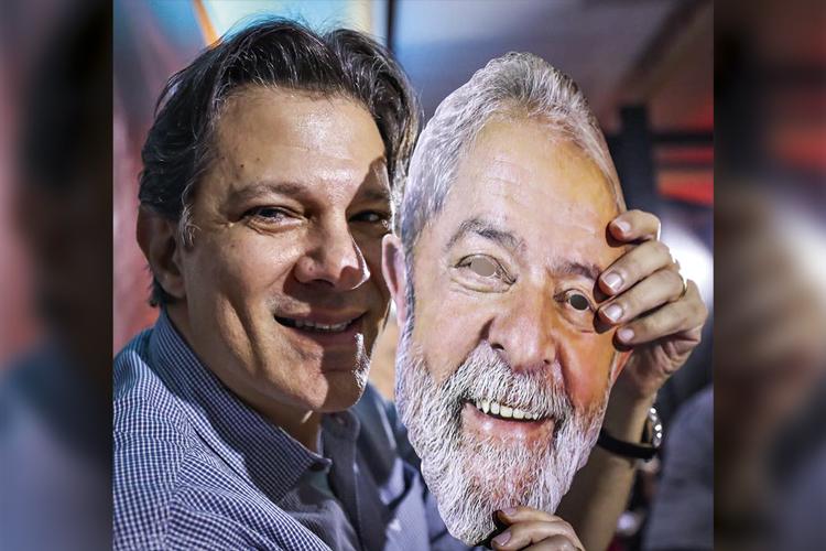 PLANO B- Haddad: de candidato à Presidência para o governo de São Paulo -
