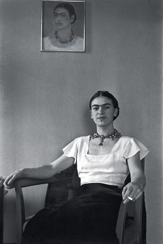Frida Kahlo (1907-1954) -