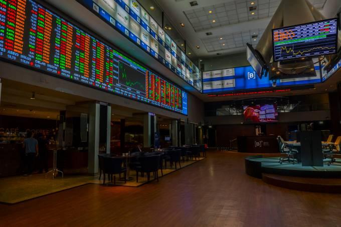 Brazilian Stock Exchange Rose More Of 4%