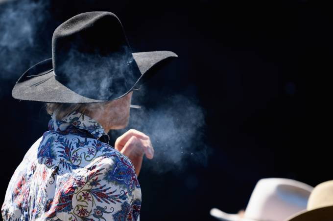 New Zealanders Enjoy 2018 Methven Rodeo