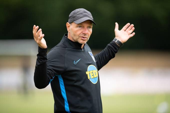 Hertha BSC sports training camp – day 3