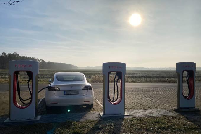 Tesal Supercharger