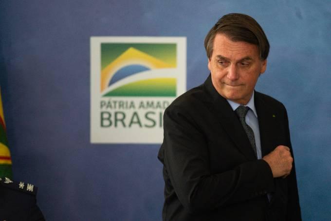 Bolsonaro Participates in the Launch of Programa das Aguas Amidst the Coronavirus (COVID – 19) Pandemic