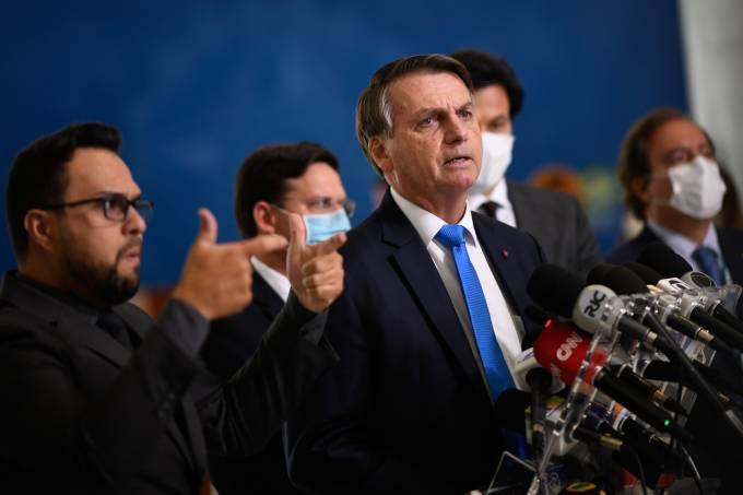 President Bolsonaro Announces New Emergency Aid