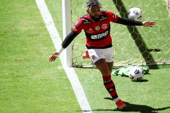 Flamengo v Palmeiras – Supercopa do Brasil 2021