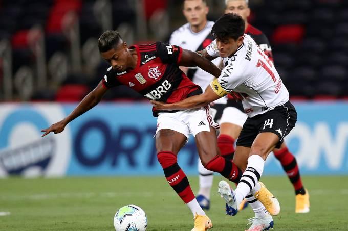 Brasileirao Series A: Flamengo v Vasco da Gama Play Behind Closed Doors Amidst the Coronavirus (COVID – 19) Pandemic