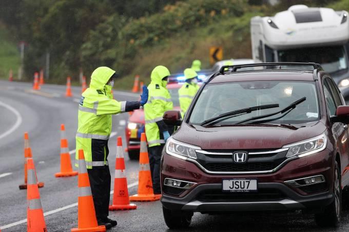 Auckland Moves To COVID-19 Alert Level 3 Lockdown Following New Community Coronavirus Cases