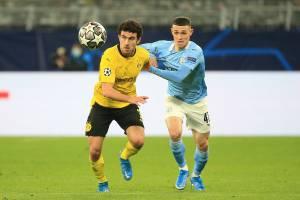 Em Dortmund, City voltou a se impor e espantou o 'fantasma das quartas' -