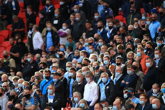 Final com público realizada no estádio de Wembley, na Inglaterra -