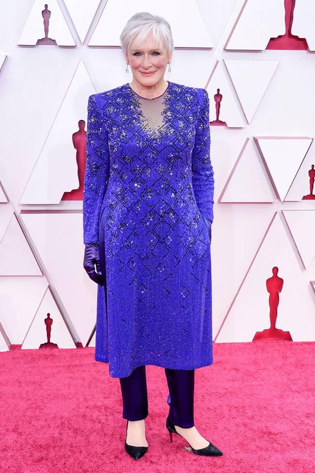 Glenn Close indicada como melhor atriz coadjuvante em