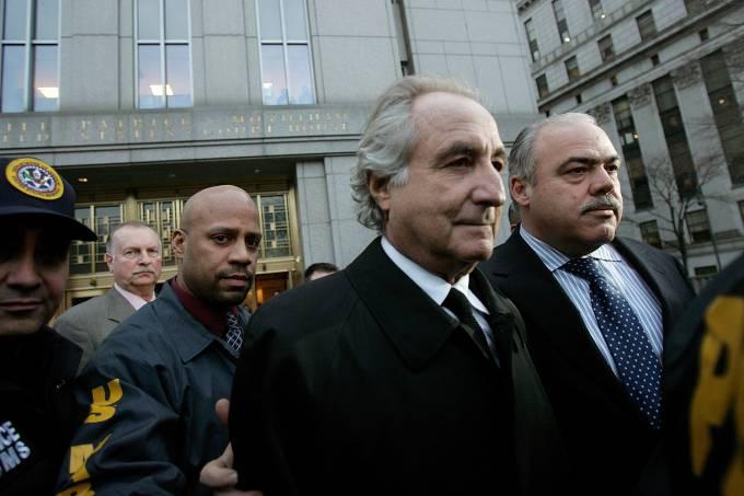 Ponzi Scheme Investor Madoff Appears In Federal Court