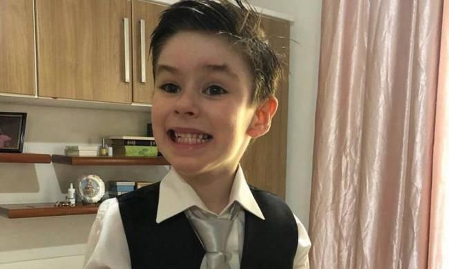 O garoto Henry Borel, 4 anos, barbaramente assassinado na madrugada de 8 de março