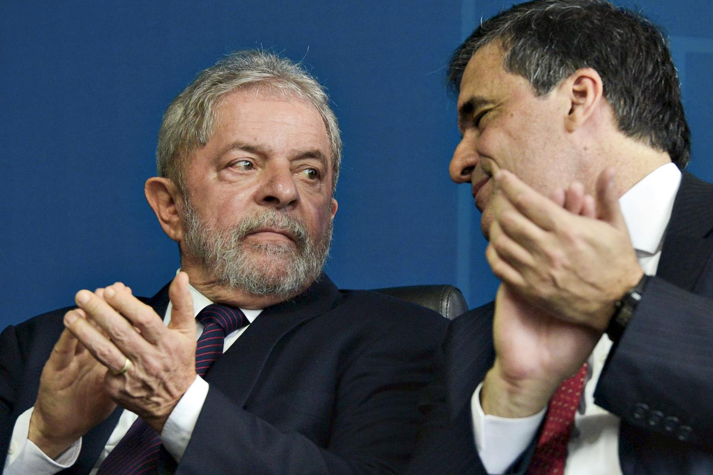 PT - Lula e Cardozo: choro do ex-presidente e ódio do então Ministro da Justiça -