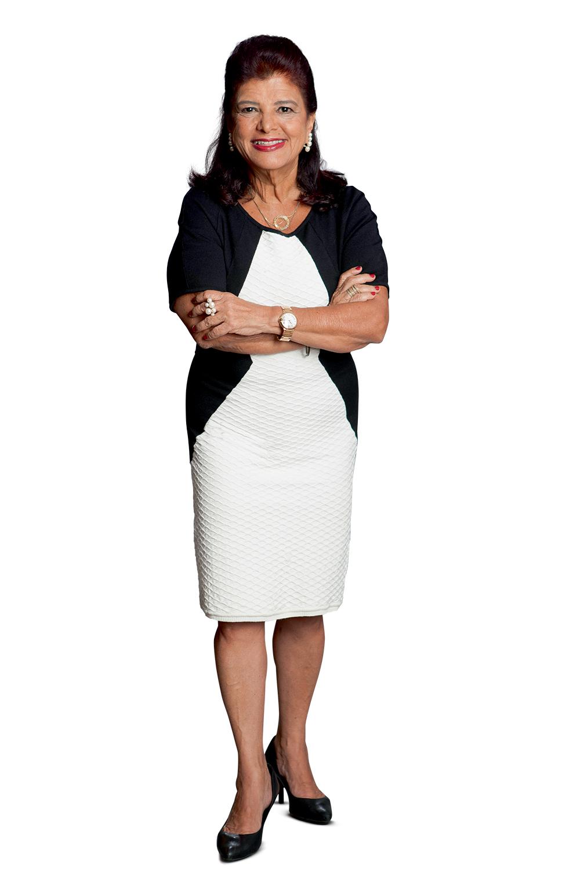 Luiza Trajano, dona do Magazine Luiza -