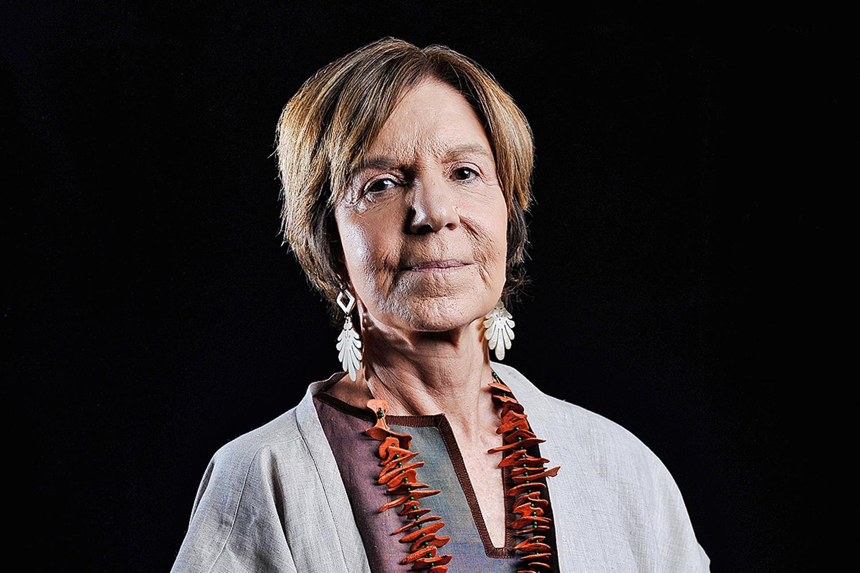 Neca Setubal, uma das herdeiras do Itaú e presidente da Fundação Tide Setubal -