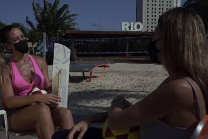 Natalia Guitler e Barbara Coelho – Esporte Espetacular – Divulgação