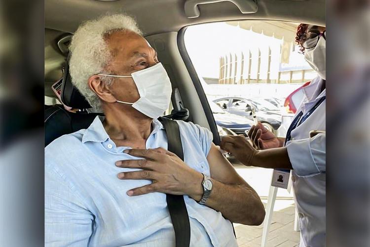 NA FILA -Paulinho da Viola: o músico de 78 anos faz parte do grupo prioritário -