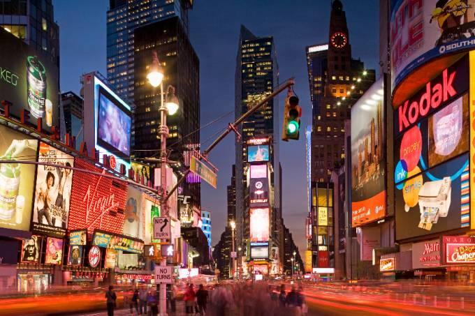 Teatros da Broadway