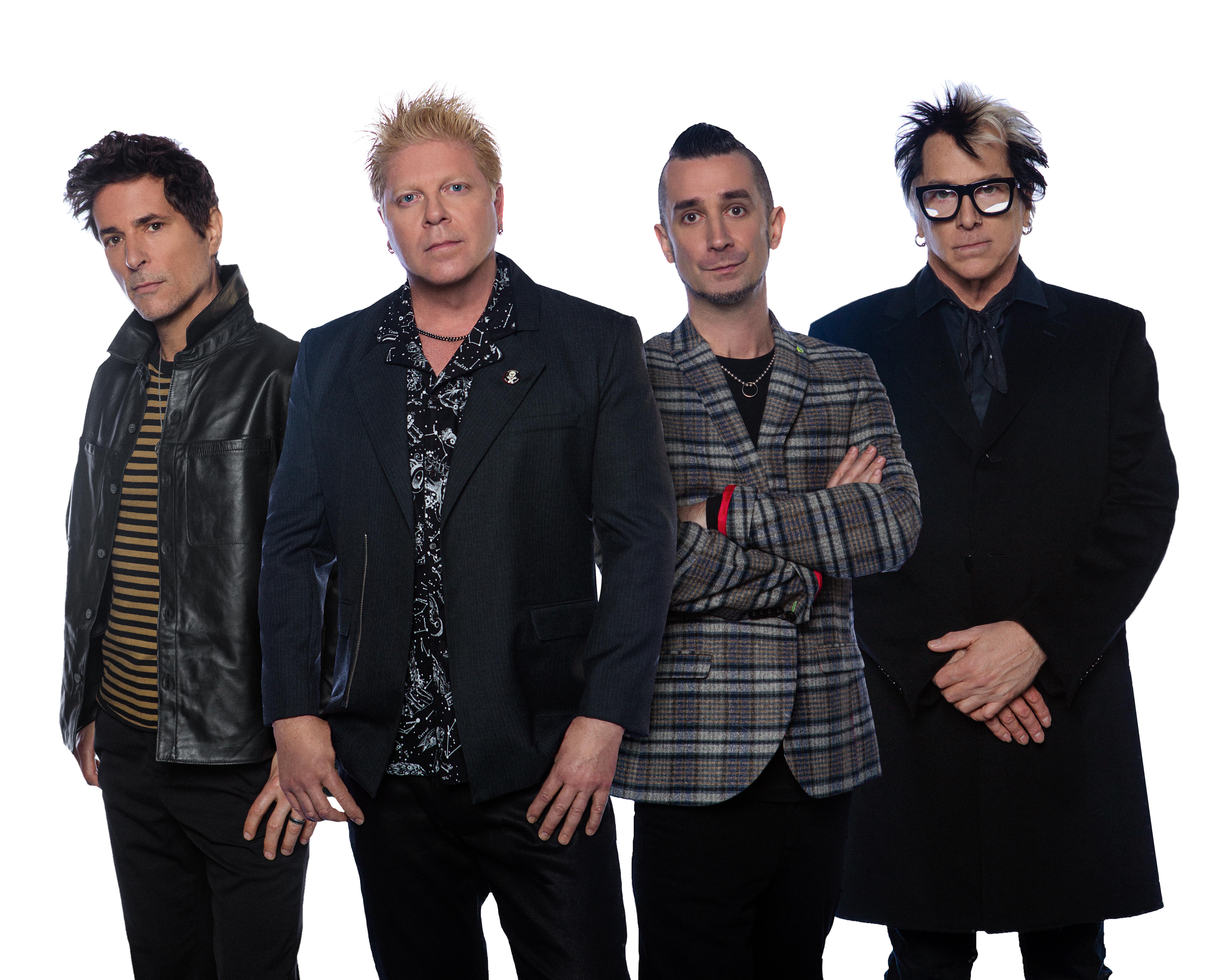 A banda Offspring -