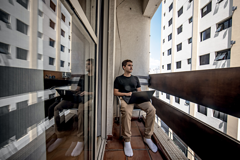 Vito Enzo Barbosa, 24 anos -