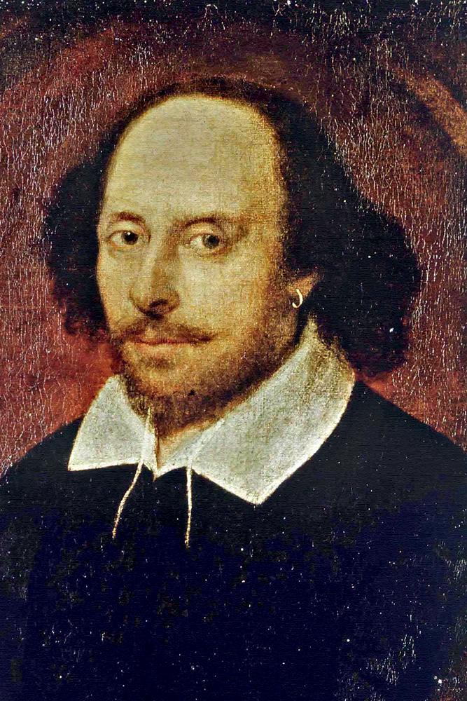 William Shakespeare (1564-1616) -