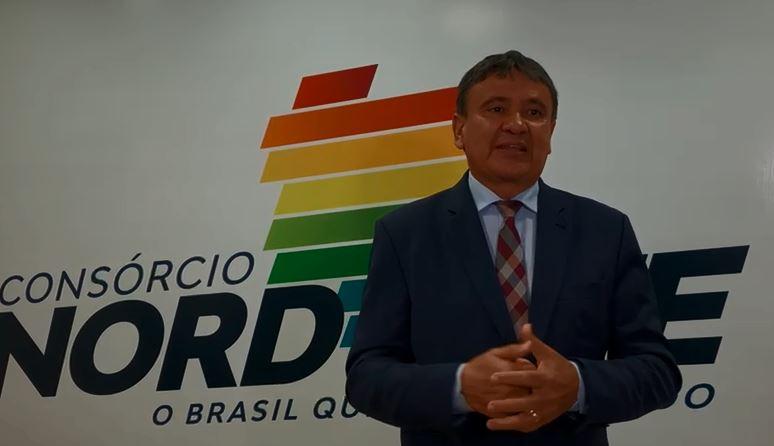 O governador do Piauí, Wellington Dias (PT)