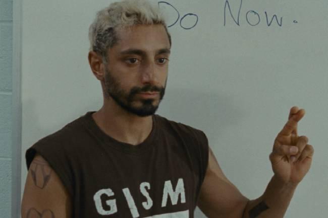 Riz Ahmed como Ruben Stone, em O Som do Silêncio.